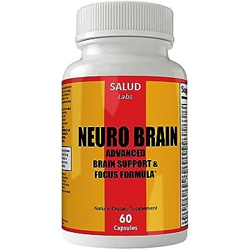 Vitaminas Para El Cerebro Para La Memoria Atención Y Concentración | Pastillas Para La Memoria y