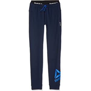 Reebok BS1466, Pantalones Para Niños, Azul (maruni / vitblu), 5T ...