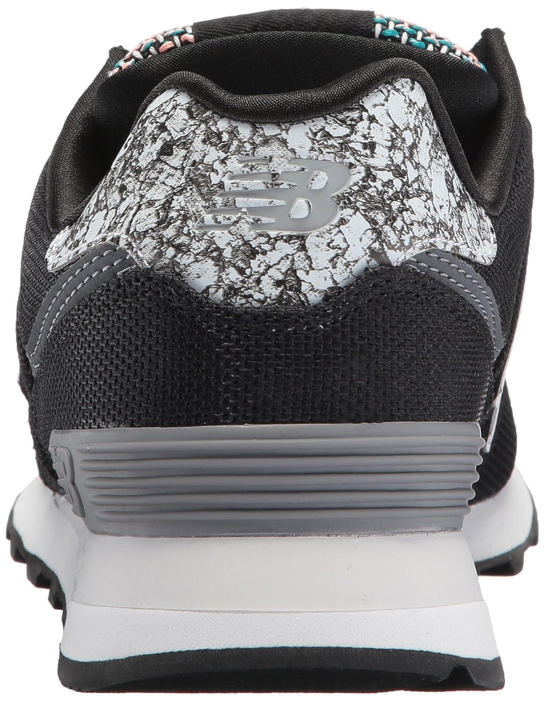 New Sneaker Balance Damen 574 Sneaker New Silver Mink-schwarz (Wl574asb) 9d3a66
