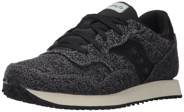 Saucony Originals Women's DXN Trainer CL Knit Sneaker B01N1V03IT 5 B(M) US|Black