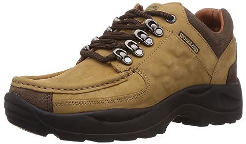 Buy Woodland Camel Sneakers - 7 UK (41