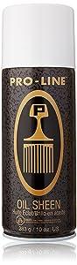 Proline Oil Sheen Spray, 10 Ounce