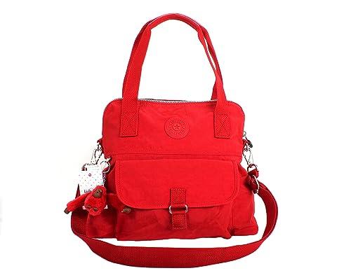 8255ee6329 Kipling Pahneiro, Cherry, One Size: Amazon.in: Shoes & Handbags