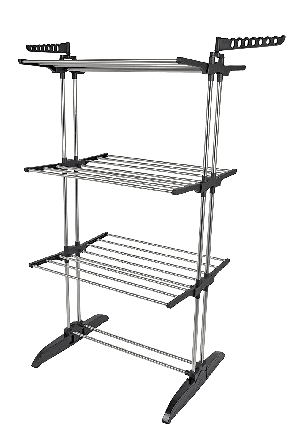 Greenway GFR6000SS Collapsible Vertical Drying Rack GHP Group ULC