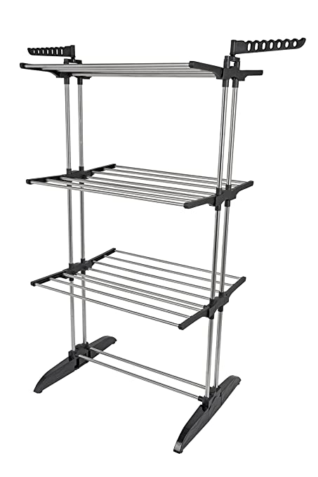 Amazoncom Greenway Gfr6000ss Collapsible Vertical Drying Rack