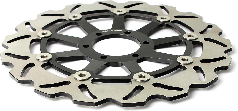 Tarazon 3x Rotoren Bremsscheiben Vorne Und Hinten Kit Für Yamaha Xjr400 Fzr 600 R Fzs 600 Fazer Tdm850 Trx850 Auto