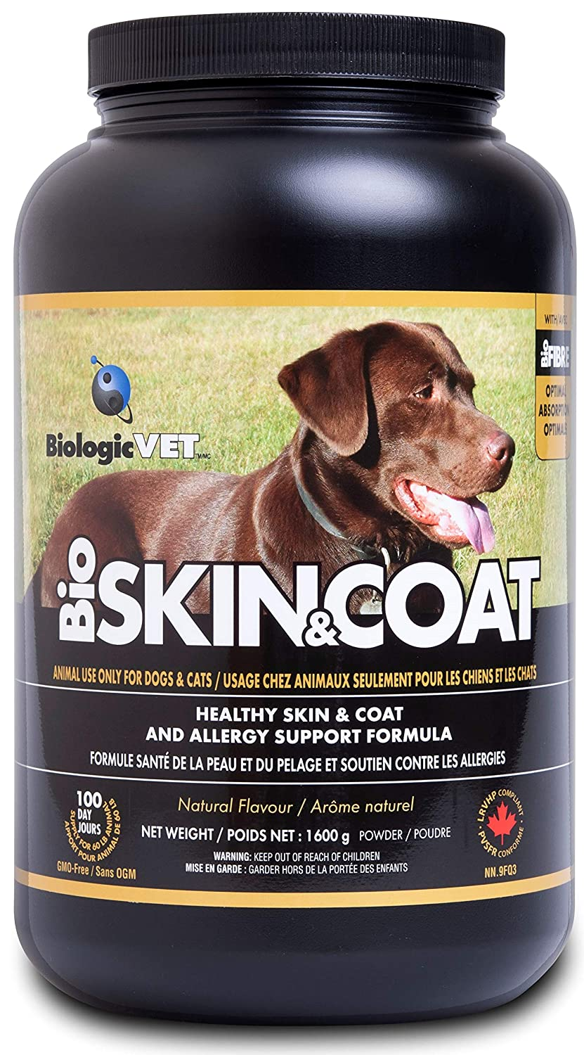 1600g BioSKIN&COAT Natural Antihistamine for Dogs and Cats 1600 g Powder