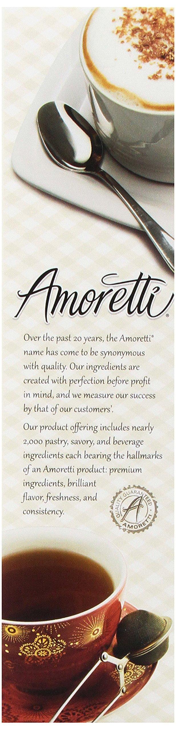 Amoretti Premium Caramel Syrup 750ml 3 Pack by Amoretti (Image #5)
