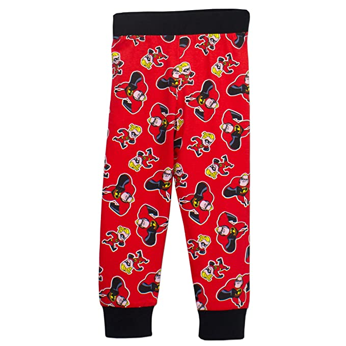 Amazon.com: The Incredibles Boys The Incredibles Pajamas Size 12: Clothing