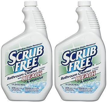 Scrub Free Mold U0026 Mildew Stain Remover   32 Oz ...