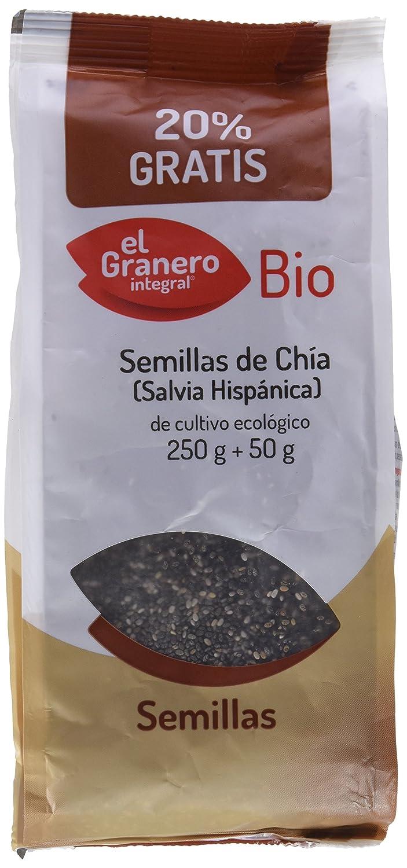 SEMILLAS DE CHIA BIO 250 gr