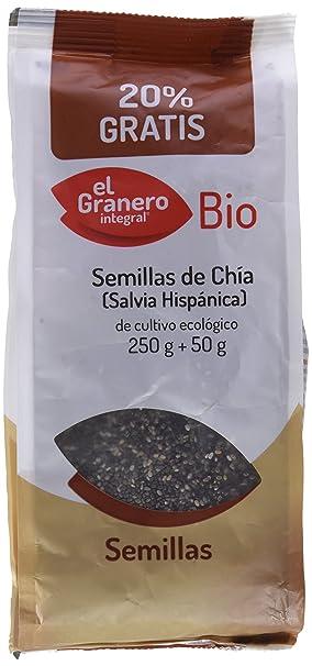 SEMILLAS DE CHIA BIO 250 gr: Amazon.es: Alimentación y bebidas