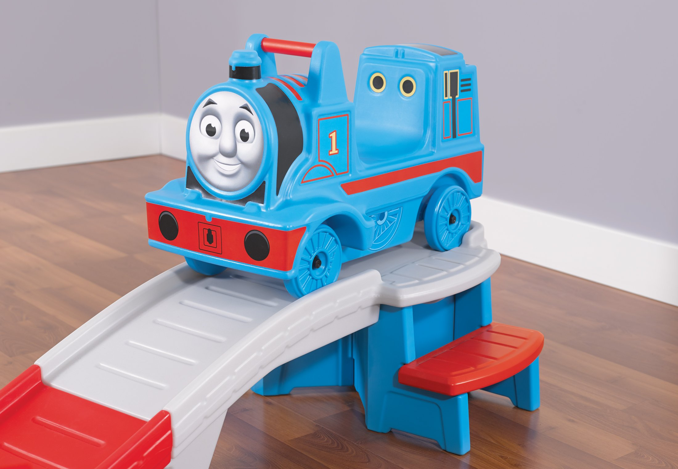 Step2 Thomas the Tank Engine Up and Down Roller Coaster by Step2 (Image #3)