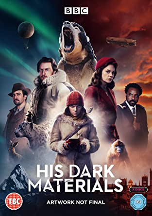 New Dvd Releases January 2020.His Dark Materials Series 1 Dvd 2020 Amazon Co Uk Dvd