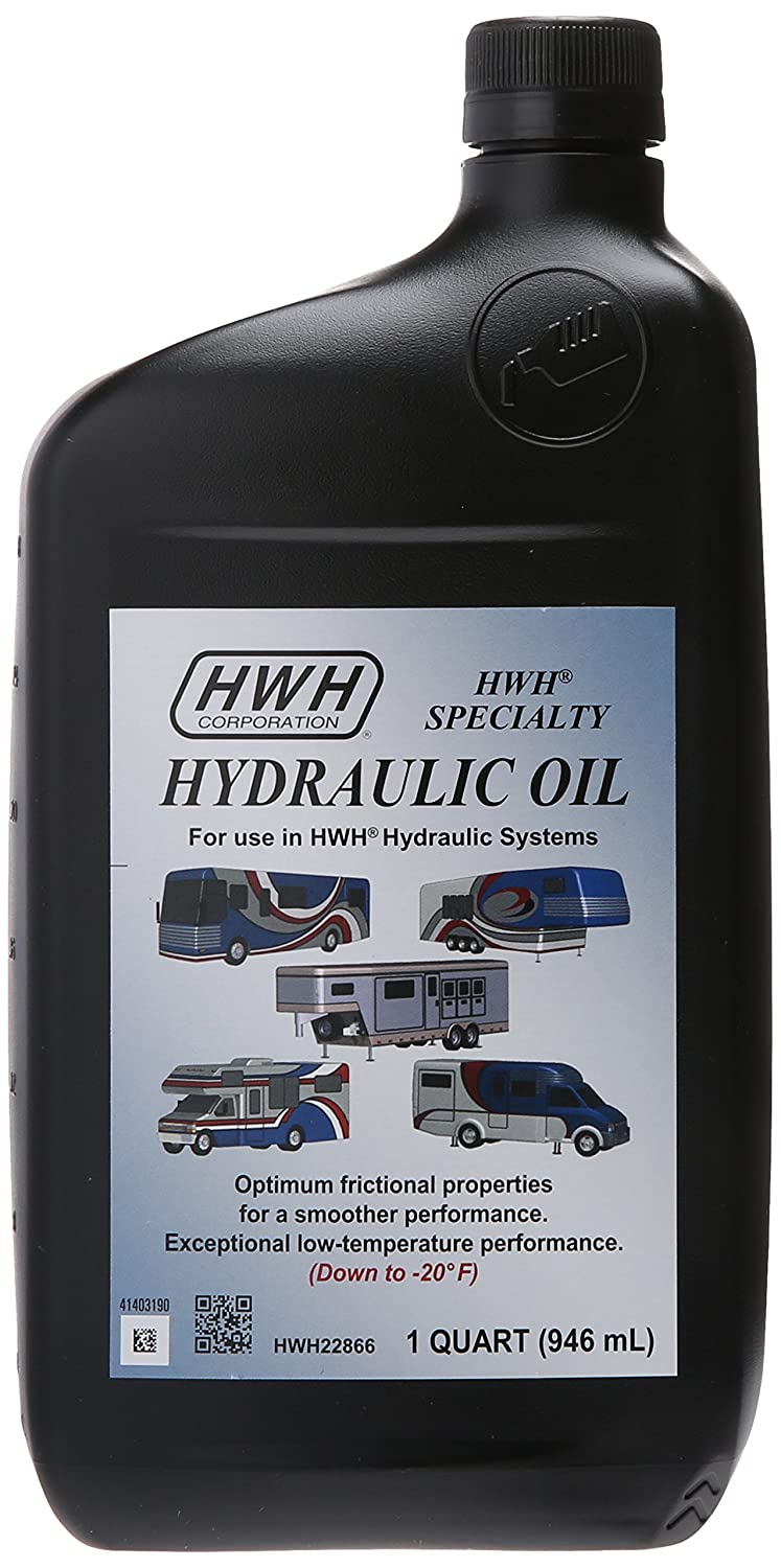 What are the properties of hydraulic oil?