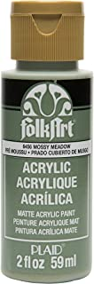 product image for FolkArt Acrylic Paint in Assorted Colors (2 oz), , Mossy Meadow