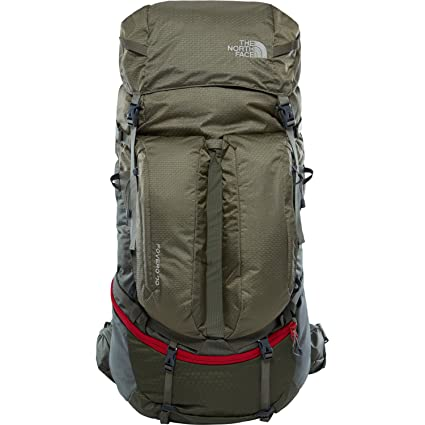 The North Face T0CWT61VA. LXL Mochila, Unisex Adulto, Fovero 70 Grplf/Dplichngn