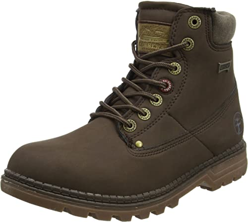 HommeMarronEbony 04 Nevada Carrera Boots NBKDesert rxoCBdWe