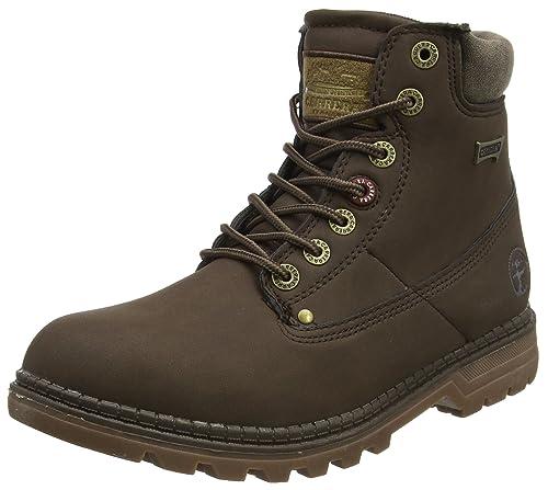 Carrera Nevada Nbk, Botas Desert para Hombre, Marrón (Ebony 04), 44 EU: Amazon.es: Zapatos y complementos