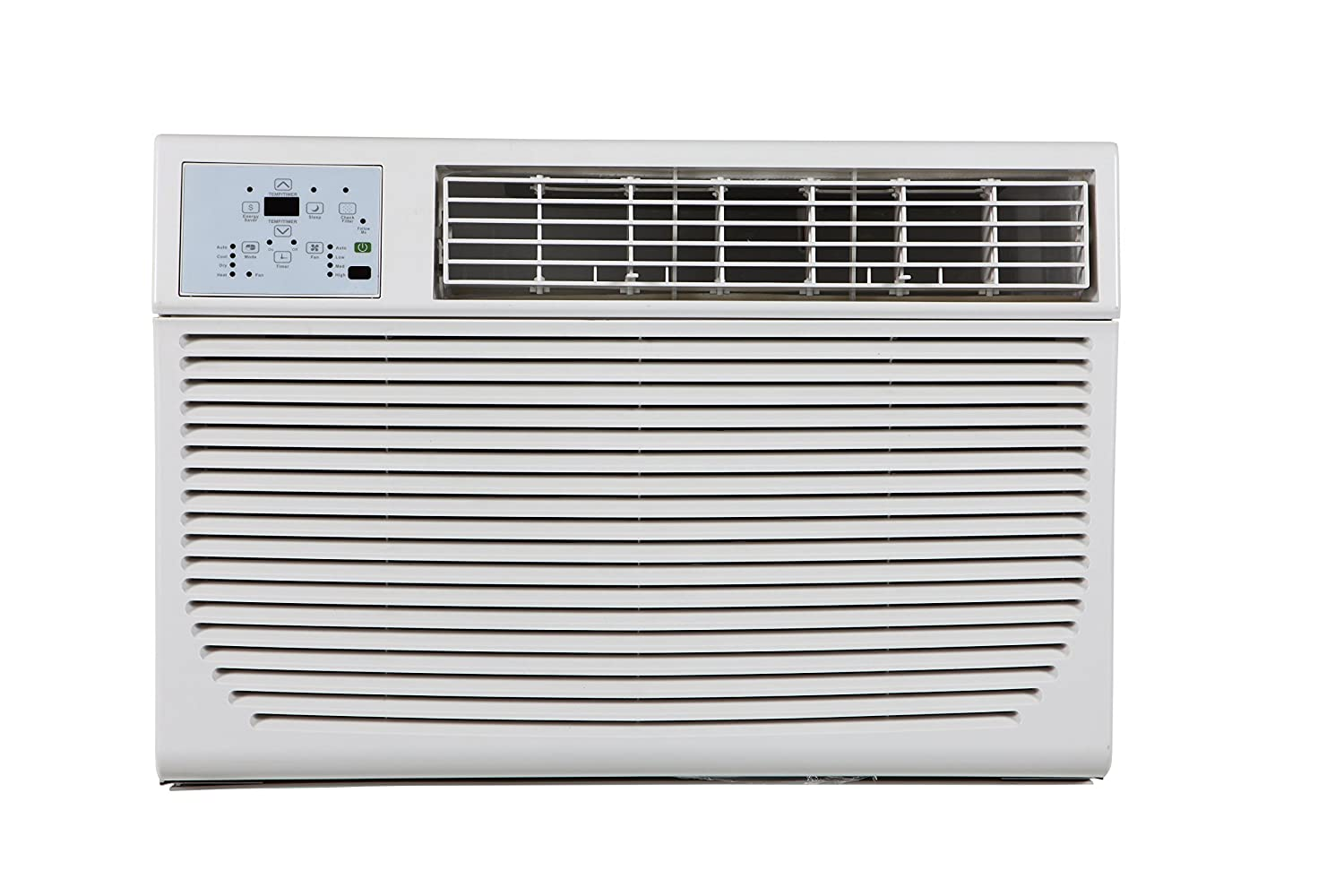 Impecca ITAC10-KSB21 10,000 BTU/230V Electronic Controlled Through The Wall Air Conditioner with Remote