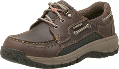 new arrival sale retailer order online Amazon.com: Sperry Top-Sider Men's Barracuda 3-Eye Boat Shoe,Dark ...
