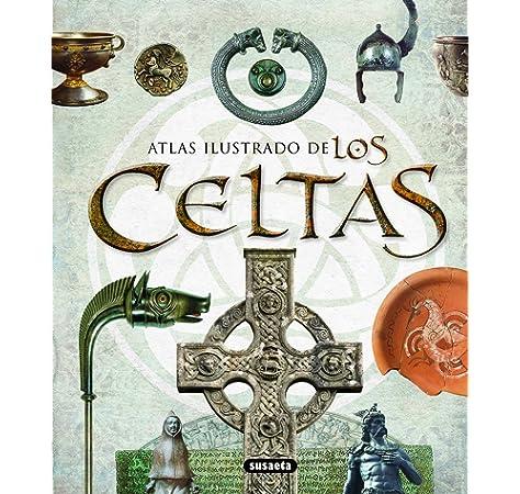Celtas, Los. Una Civilizacion Europea / Atlas Ilustrado: Amazon.es: Percivaldi, Elena, Susaeta, Equipo: Libros