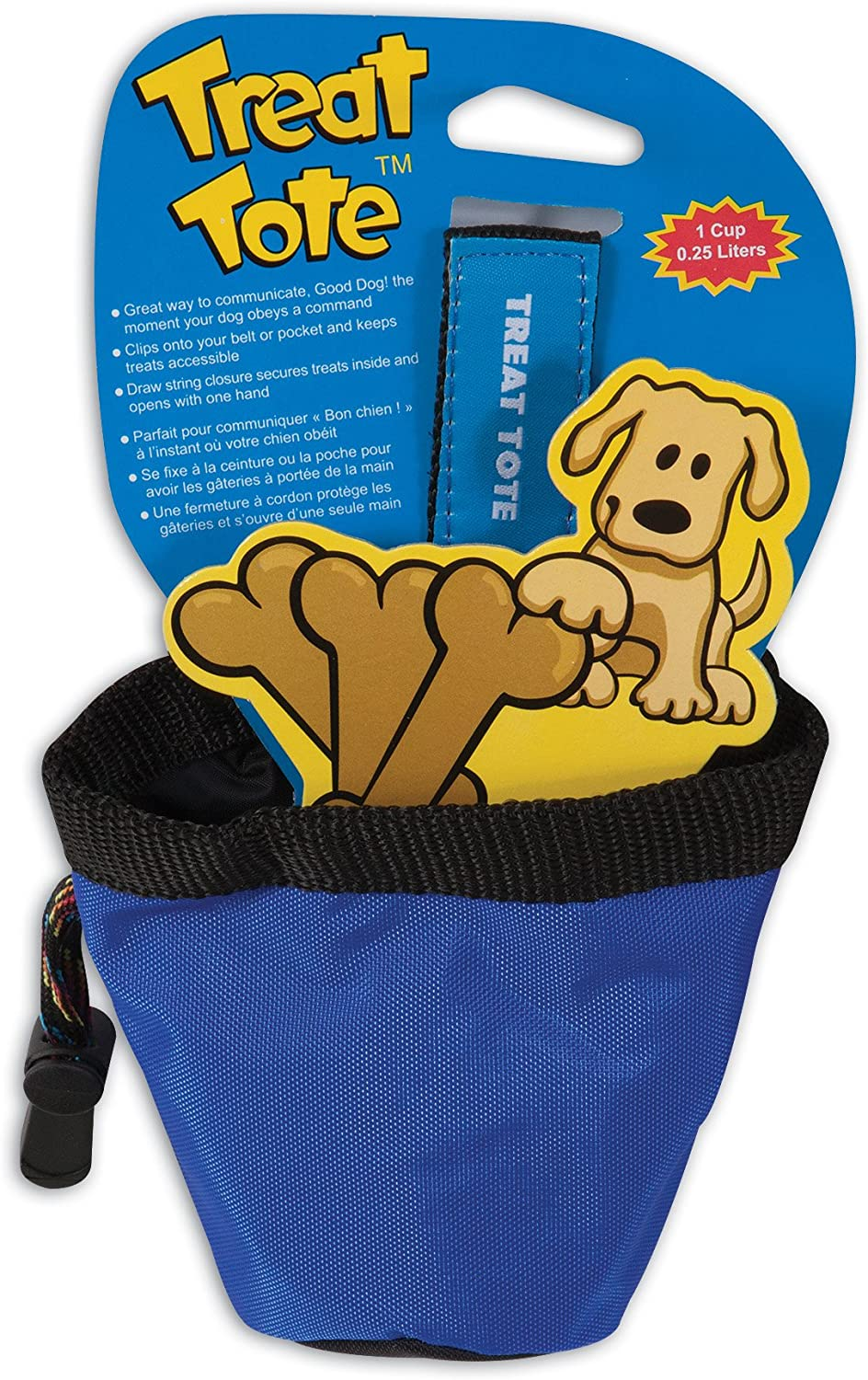 Chuckit Treat Tote (1 Cup): Pet Supplies