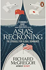 Asia's Reckoning [Paperback] McGregor, Richard Paperback