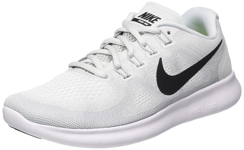 | Nike Men's Free RN 2017 Running Shoe White