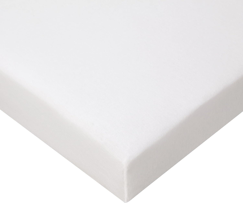 Lot de 2/FabiMax 3566/Drap Housse en tissu /éponge pour berceau 40/x 80/cm Bleu