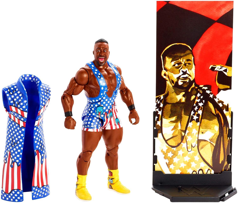 WWE Big E Elite Collection Action Figure