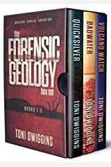The Forensic Geology Box Set: Books 1-3 (The Forensic Geology Series) Kindle Edition