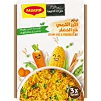 Maggi Creamy Rice & Vegetables Meal Kit Pack, 210 gm