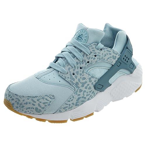 timeless design 2ee03 3919b Nike Huarache Run Se (GS), Zapatillas de Deporte para Mujer, (Ocean  BlissNoise Aq 400), 38 EU Amazon.es Zapatos y complementos