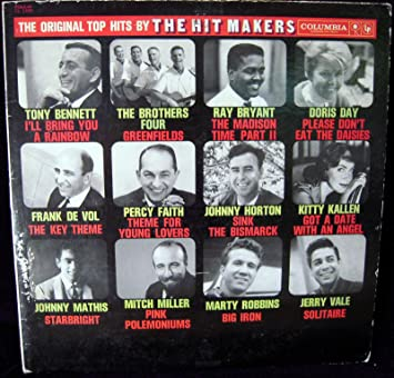 The Original Top Hits By The Hit Makers