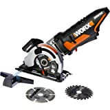 WORX WX523.9 Circular Saw 20V MAX Cordless 85mm WORXSAW (Tool only - Battery & Charger Sold Seperately)