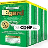 IBgard ®, Natural Health Product for the relief of IBS by IM HealthScience LLC (144 Capsules or $0.65 per Capsule)