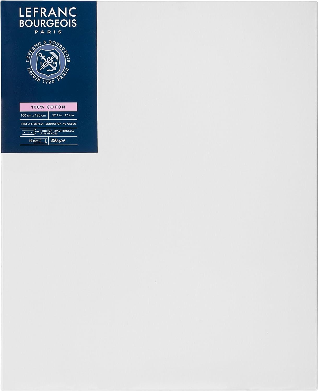 Lefranc Bourgeois Telaio telato 100/% Cotone 10 x 30 cm spessore 1,9 cm