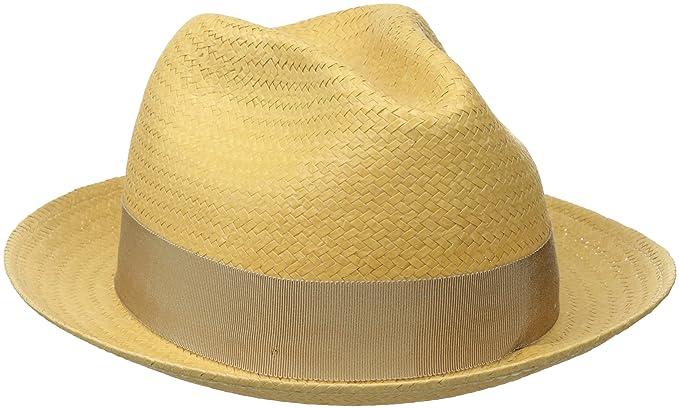 29f723b14c1b9 Bailey of Hollywood Men s Lando Fedora Trilby Hat at Amazon Men s Clothing  store