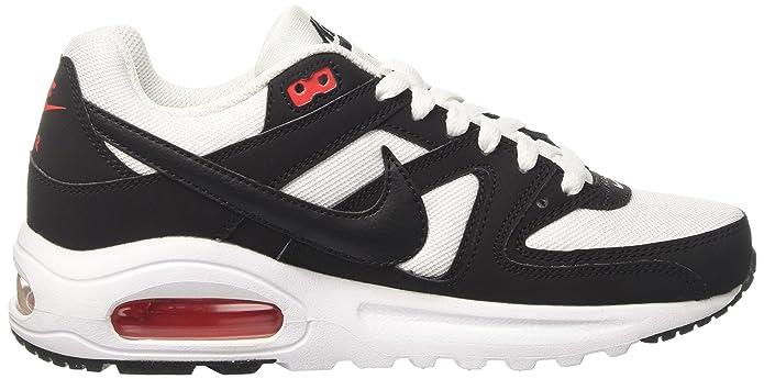 Nike Air Max Command Flex (GS) WhiteBlack Kids Youth Shoes Size 6.5Y