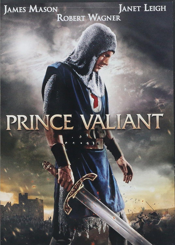 Amazon com: Prince Valiant: James Mason, Janet Leigh, Robert