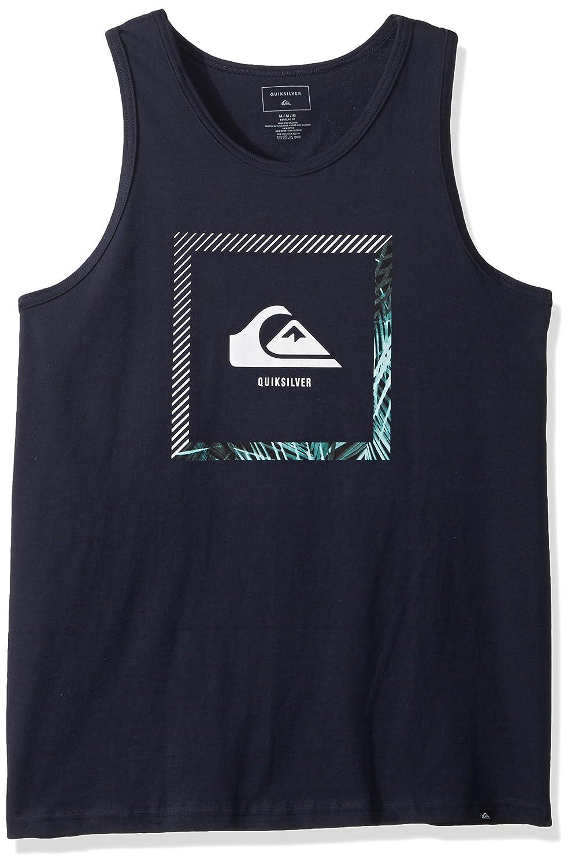 fb543f55826eb Amazon.com  Quiksilver Men s Beat The Heat Tank  Clothing