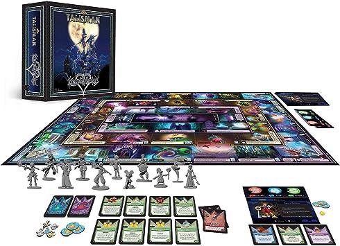 USAopoly Juego de Mesa Talisman: Kingdom Hearts Edition. Versión en inglés: Amazon.es: Juguetes y juegos