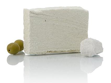 Certificado Natural Jabón: praide Sal y Bio Leche de Cabra, exfoliante Jabón Alivia entzündete