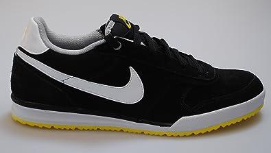 big sale e379c c15fd NIKE Field Trainer Black Suede Trainers Sneakers Size UK 7.5 EU 42