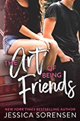 The Art of Being Friends (A Pact Between the Forgotten Book 1) Kindle Edition