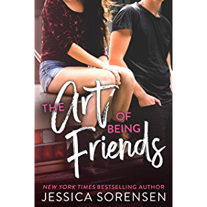 The Art of Being Friends (A Pact Between the Forgotten Series Book 1)