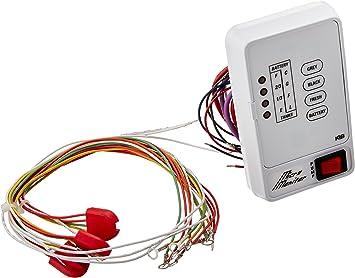 [DIAGRAM_38DE]  Amazon.com: KIB M21VW Micro Monitor System: Automotive | Wiring Diagram Rv Tank Level Monitor |  | Amazon.com