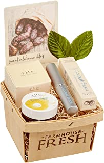 product image for FarmHouse Fresh Beach Lip Basket, Coconut Pineapple, 2 Count