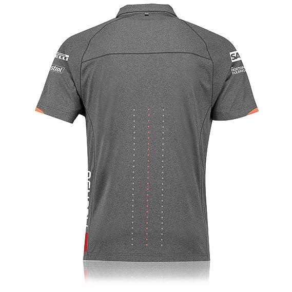 Polo McLaren Honda Oficial 2017 Fernando Alonso XXL: Amazon.es ...